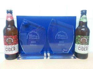 National Irish Food Awards Blas na hÉireann 2015