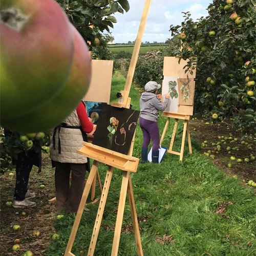Art-In-The-Orchard