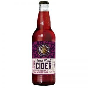 Long Meadow Cider, Co. Armagh - Berry Blast Cider