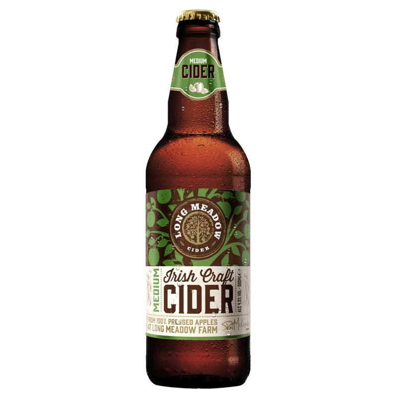 Long Meadow Cider, Co. Armagh - Medium Cider