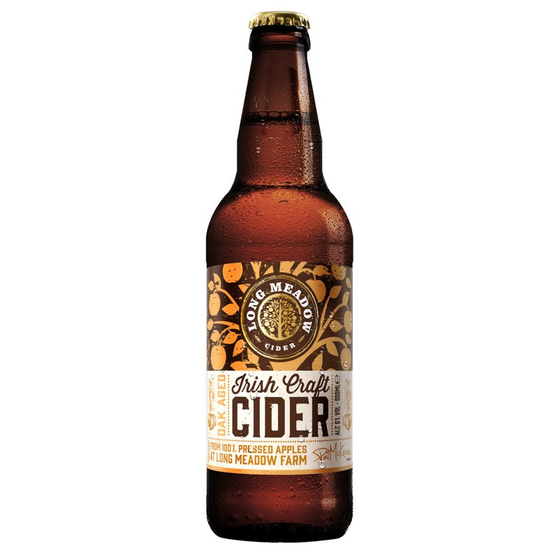 Long Meadow Cider, Co. Armagh - Oak Aged Cider