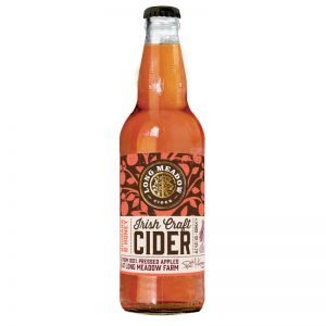 Long Meadow Cider, Co. Armagh - Rhubarb & Honey Cider