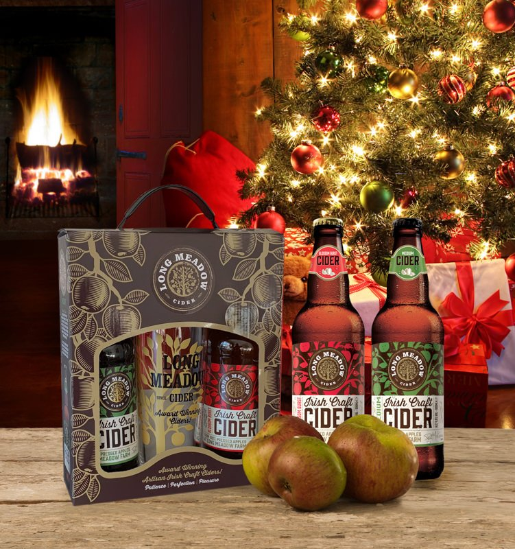 Long Meadow Cider, Co. Armagh - Gift Pack