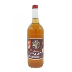 Spiced Apple Juice
