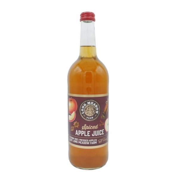 Long Meadow Cider, Co. Armagh - Spiced Apple Juice